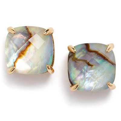 semiprecious stone earrings